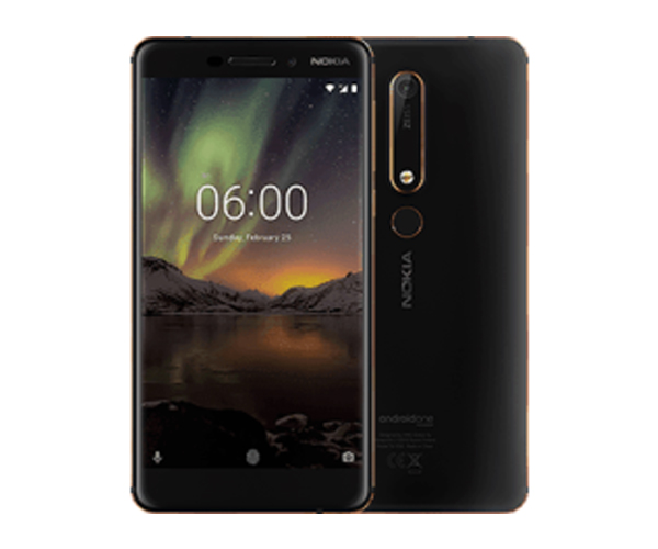 The new NOKIA 6